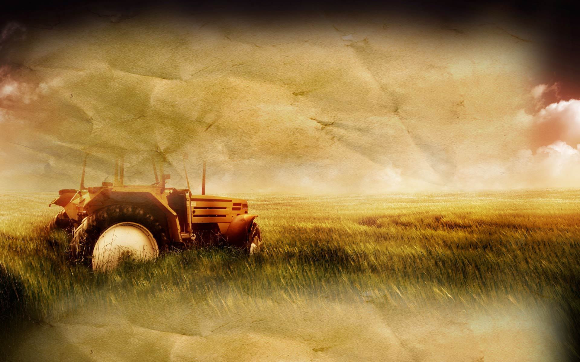 old-tractor